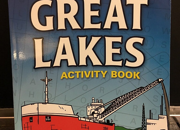 Great Lakes Activity Book