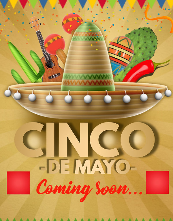 Copy of cinco de mayo flyers - Made with
