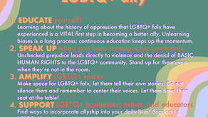 5 Ways To Be A Better LGBTQ+ Ally by Lily Chiu