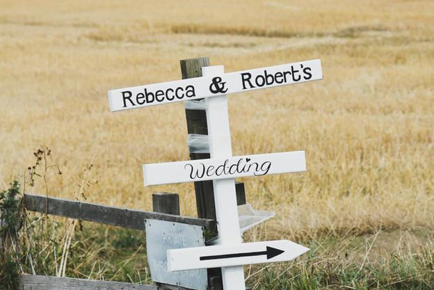 Rebecca & Robert