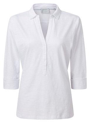Mill Bay Shirt (White)