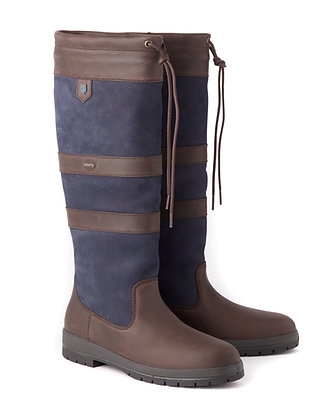 Galway – Country Boot (Navy Standard Fit)