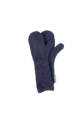 Dog Drying Mitts – For Legs & Paws (French Navy)