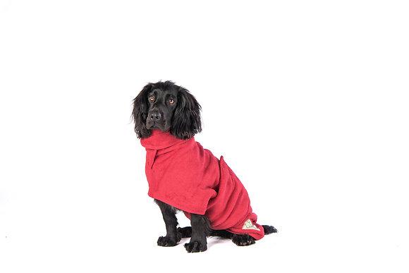 Classic Drying Coat (Brick Red)