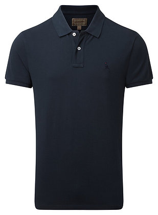 St Ives Classic Polo Shirt (Navy)