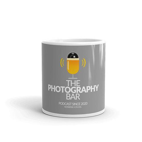 Logo Mug (White Logo)