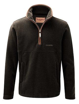 """Berkeley ¼"""" Fleece Jacket (Olive)"""