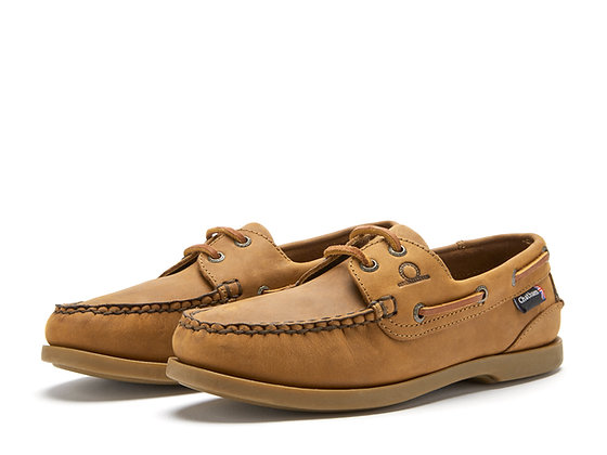 The Deck Lady II G2 – Leather Boat Shoe