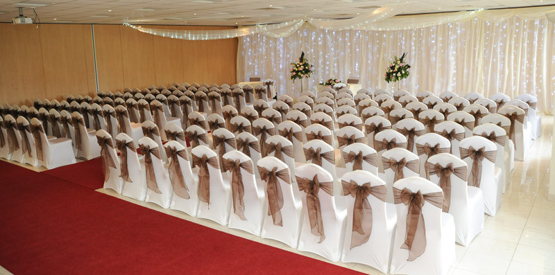 Weddings at The Sharnbrook Hotel