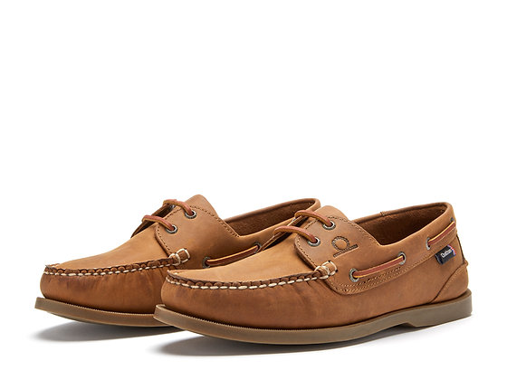Deck II G2 Mens  – Premium Leather Boat Shoe