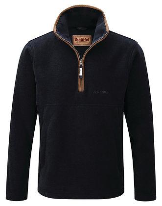 """Berkeley ¼"""" Fleece Jacket (Navy)"""