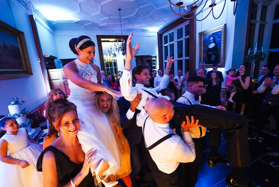 Emotional wedding imagery and video by Abraxas Weddings