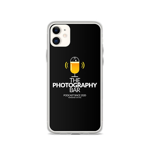 The Photography Bar iPhone Case
