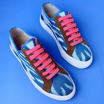 Blue Mondays She Who Dares Sneakers