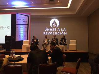 inodú Participates in MIREC in Mexico City in Panels About Storage and Best Practices for Due-Dilige