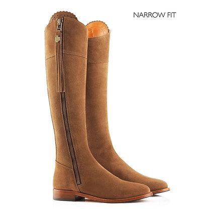 The Regina - Narrow Fit (Tan)