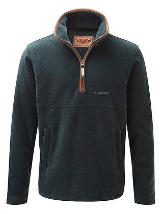 """Berkeley ¼"""" Fleece Jacket (Kingfisher)"""
