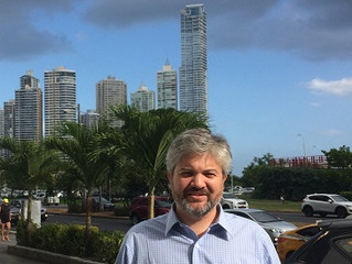 inodú Presents at RECAM Conference in Panama. Gives Presentations on: Weighing up the Benefits of Sm