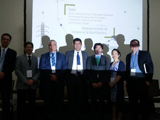 inodú Participates and Presents on the Value and Benefit of Storage at Workshop to Build Capacities