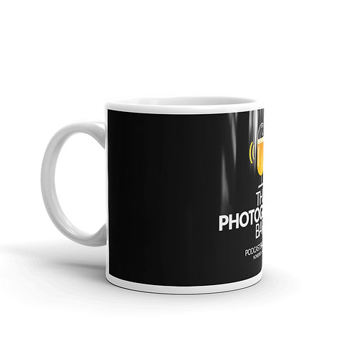 The Photography Bar Logo Mug (White Text)