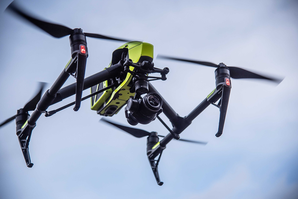Flying drones legally and safely