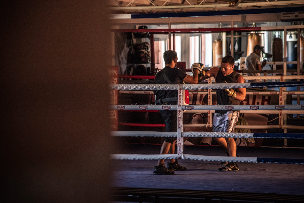 Boxing Video and Photography In Bedford