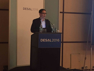 inodú Presented at Desal Conference on October 5 – 7th, 2016 in Santiago About the Current State of