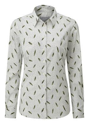 Norfolk Shirt (Sprig Cedar)