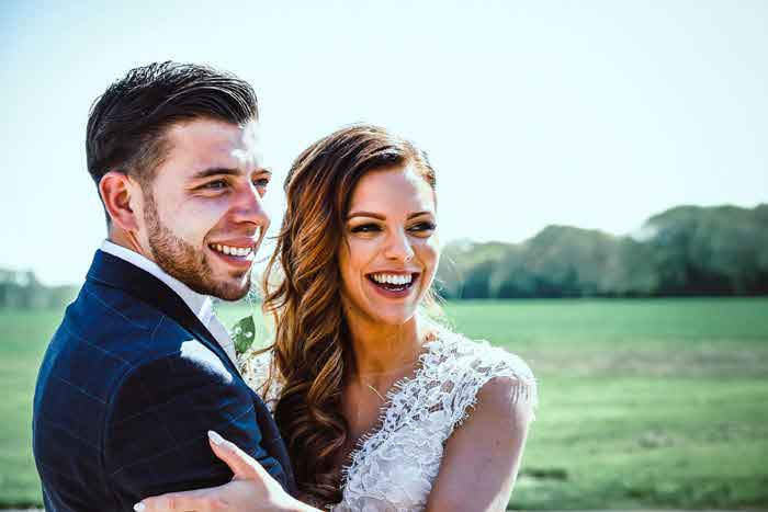 Weddingphotos at Bassmead Manor by Abraxas Photography and Video