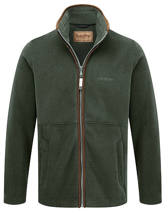 Cottesmore Fleece Jacket (Cedar)
