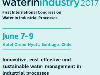 inodú Presents at the Water in Industry 2017 Congress