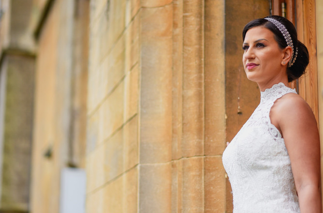 Bridal photography by abraxas photography and video