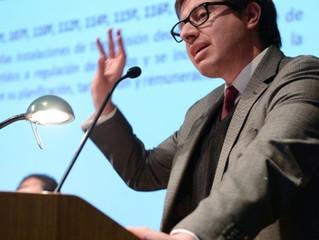 Carlos Barria Presents at XV JORNADAS DE DERECHO DE ENERGÍA