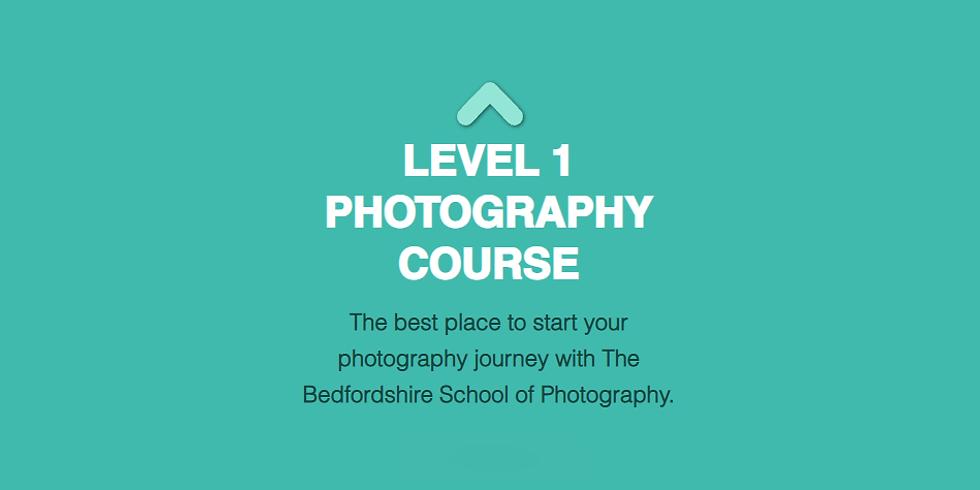 Level 1 Photography