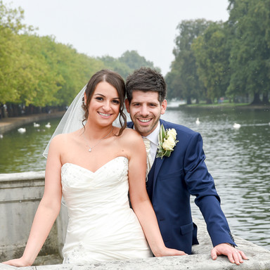 bride-and-groom-on-wedding-day-at-embank