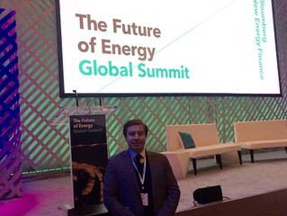 inodú Invited to Participate at The Future of Energy Global Summit Organized by Bloomberg New Energy