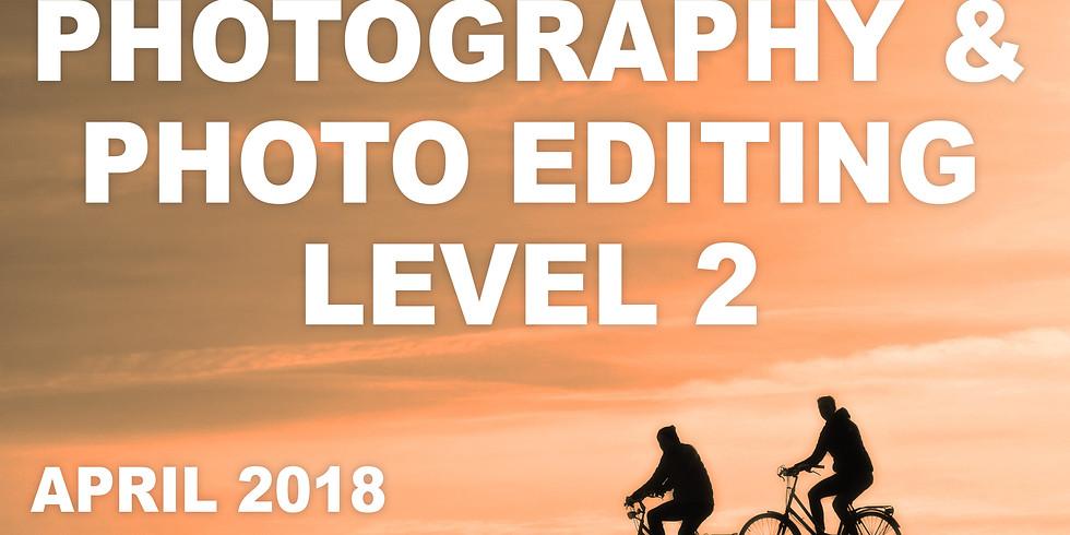 Photography & Photoshop Course 2