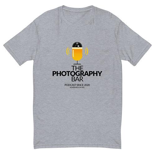 Men's Logo Short Sleeve T-shirt (Black Text)