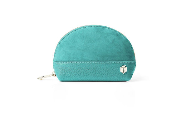The Chiltern Coin Purse (Turquoise)