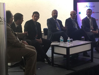 inodú Participates in Panel at MIREC in Mexico City About Opportunities in Storage in Mexico