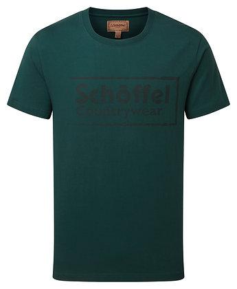 Schoffel Heritage T-Shirt (Forest)