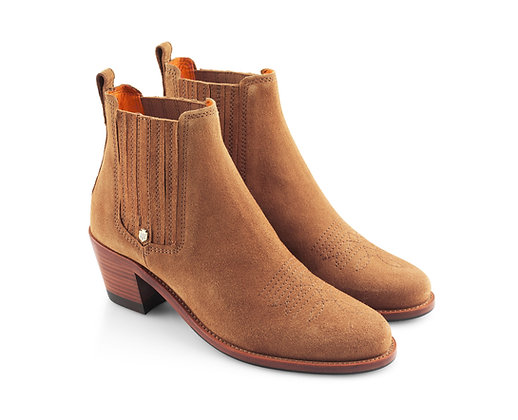 The Rockingham Ankle (Tan)