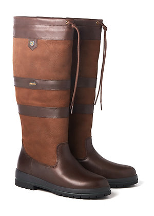 Galway – Country Boot (Walnut Extra Fit)