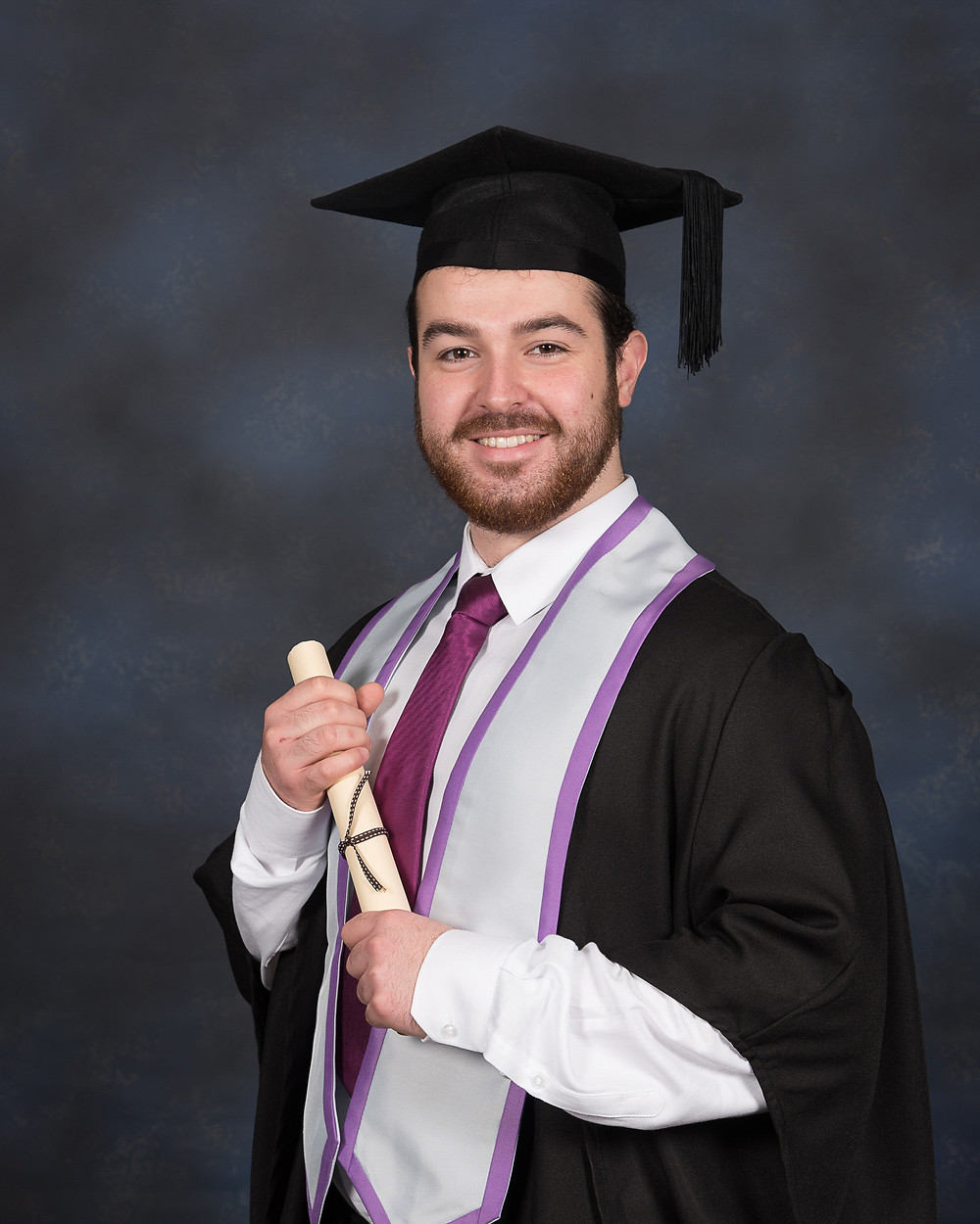 Graduation photo formal