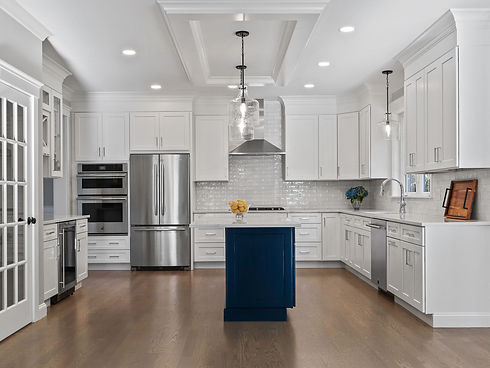 Kerry Howell Photography Luxury Kitchen.