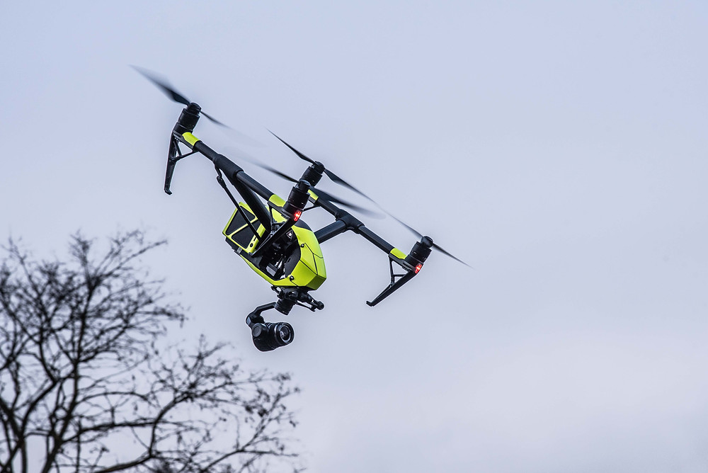 Legal drones in Bedford