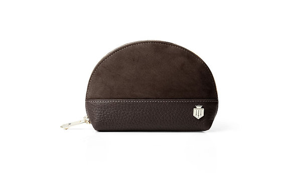 The Chiltern Coin Purse (Chocolate)