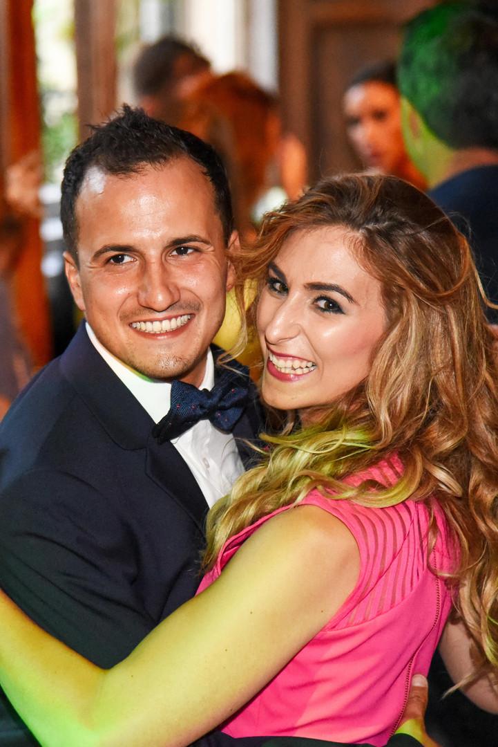 Roxanne & Marco