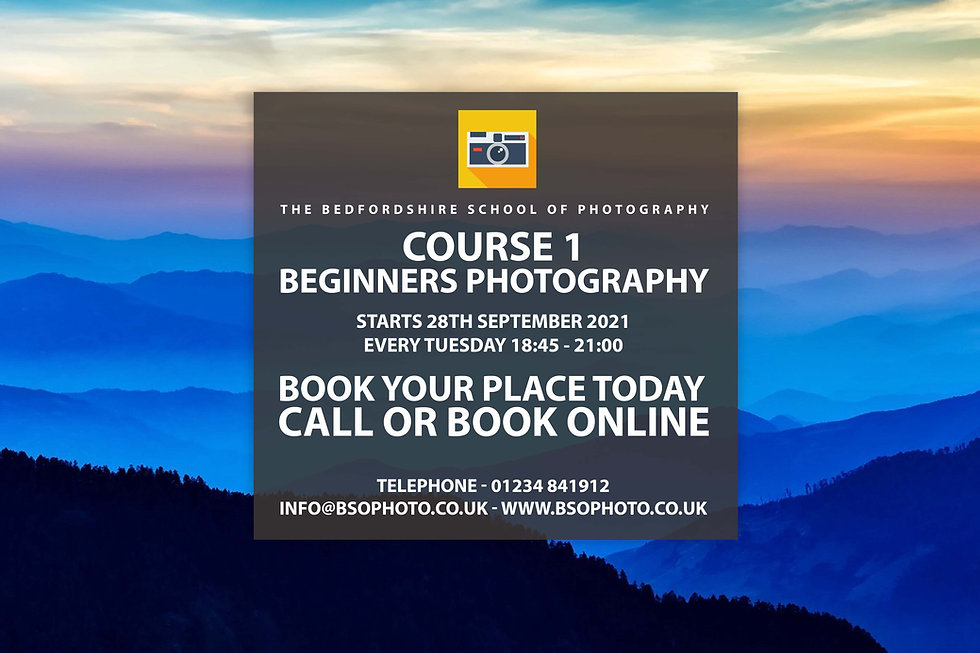 photography-course-bedford-bedfordshire-