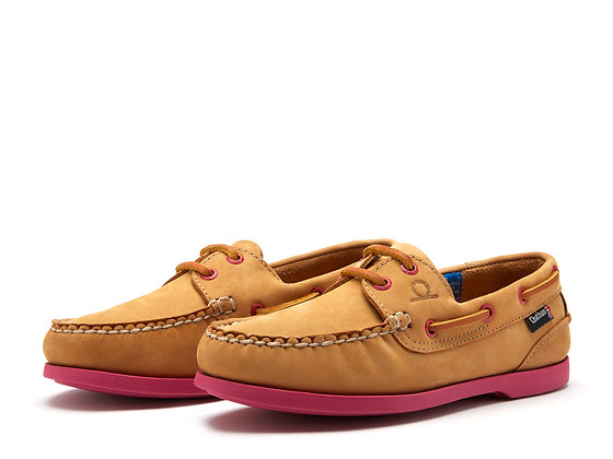 Pippa II G2 – Leather Boat Shoe